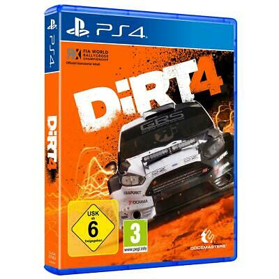 Dirt 4 Sony PS4 Offroad Rennspiel Playstation 4 NEU&OVP