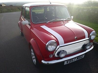 40th Anniversary Edition Mini Cooper SPI, 1 of only 400