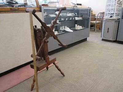 1820 Wool Winder, Antique, All Original, Great condition, from Windham New York