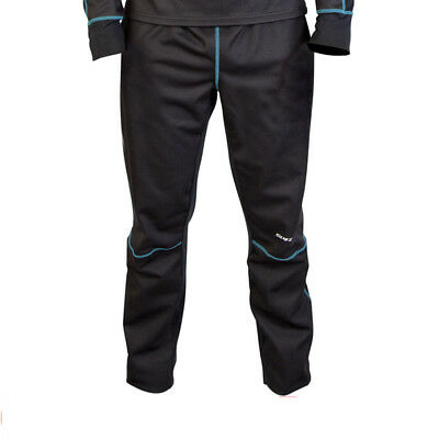 Spada Chill Factor 2 Thermal Base Layer Motorcycle Trousers - Black