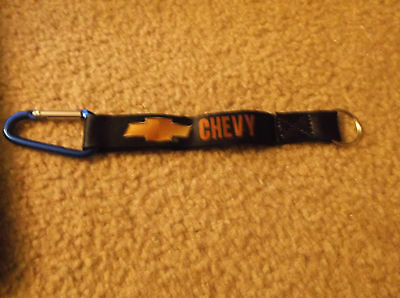 Chevy Car Keychain And Clip