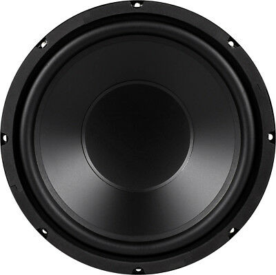 "NEW 12"" 12-inch, 4-ohm Subwoofer Sub Woofer Poly Rubber Speaker Low Bass Driver"