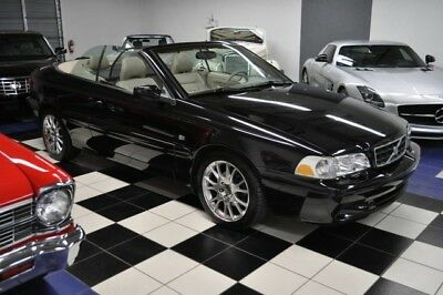 2004 Volvo C70 ONLY 61K MILES - 2 OWNERS SINCE NEW - CARFAX CERT. 2004 Volvo C70 - OUTSTANDING CONDITION - GORGEOUS COLORS !!