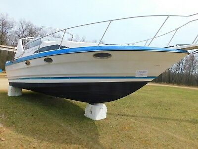 29' Bayliner Avanti Sunbridge OMC In/Outboard NO TRAILER T1279430
