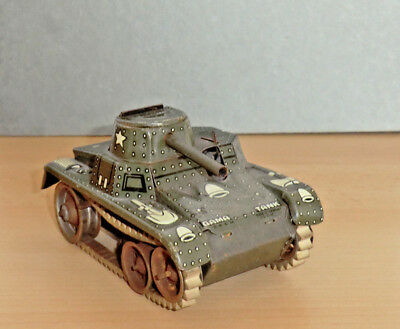Panzer Gama Tank , D.r.g.m. , Made In Germany Us.zone