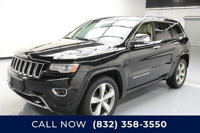 Jeep Grand Cherokee Overland Texas Direct Auto 2014 Overland Used 3.6L V6 24V Automatic RWD SUV Moonroof