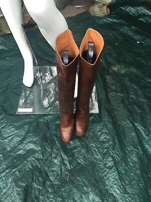 Pair Of A Very Good Quality Leather Boots