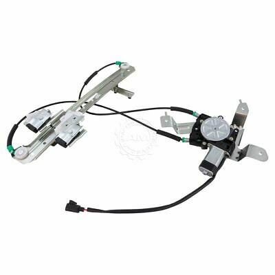 Window Regulator & Motor Power Rear Driver Left LH For Escalade Tahoe Yukon