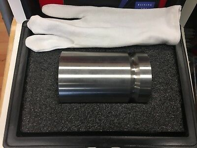 Troemner 5kg Calibration Weight In Case With Glove