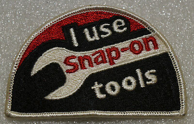 """""""NEW"""" Vintage Old Antique Snap-on Tools Uniform Patch #9"""