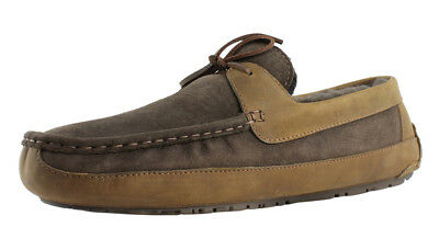 b5b1be2d6b7 UGG MENS BYRON Moccasin Slippers
