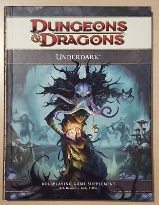 ++ Underdark 4e ++ D&D 4 th Edition, 4e Dungeons & Dragons