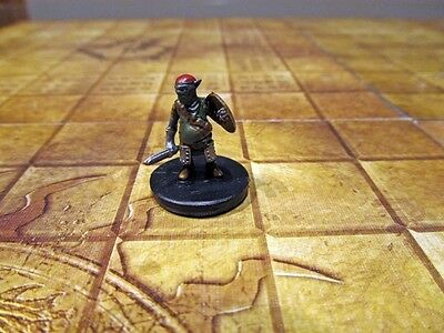 >> SVIRFNEBLIN FIGHTER << Icons of the Realm - Pathfinder, D&D, Heroquest