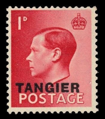 BRITISH OFFICES in MOROCCO 512 (SG242) - King Edward VIII (pf47879)