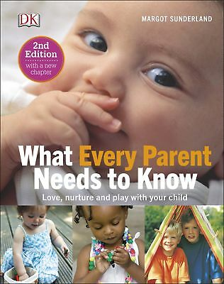 What Every Parent Needs To Know, Margot Sunderland
