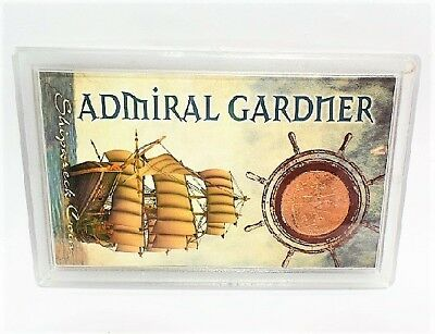 Indian Company Admiral Gardner Shipwrecked 1808 Coin