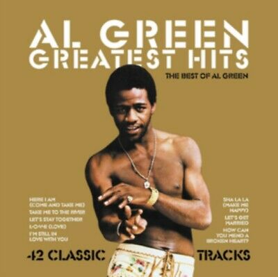 Greatest Hits: The Best of Al Green, 0767981148724