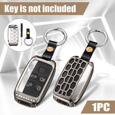 Remote Key Cover Case Shell For RANGE LAND ROVER LR4 DISCOVERY SPORT EVOQUE