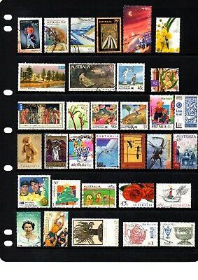Australian sheet stamps, including high value, free post - off paper - Lot 362.