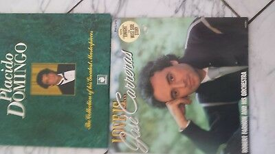 Placido Domingo Jose Carreras Collection of the greatest Masterpieces Love is