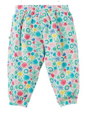 Frugi Girls Hattie Harems Jamboree Jungle - Trousers/joggers - 18-24m - NEW