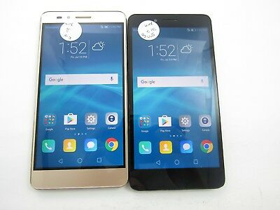Lot of 2 Huawei Honor 5X KIW-L24 Unknown Check IMEI Grade A/C 3-1787