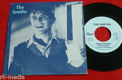 "The Smiths -What Difference does It Make- Rare Dutch 7"" + Picture Sleeve"