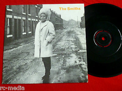 "THE SMITHS -Heaven Knows Im Miserable Now- Rare 7"" With Missing Label (vinyl)"