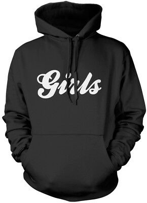 GIRLS - girl gang woman up girl power friends 90s Unisex Hoodie