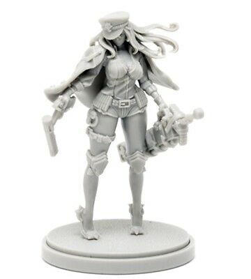 30mm Resin Kingdom Death  Detective Twilight Knight Unpainted WH311
