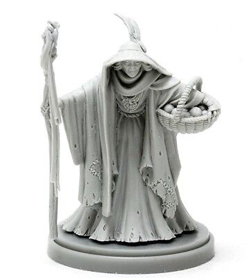 30mm Resin Kingdom Death Savior - 80 Years Unpainted WH308