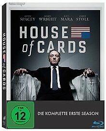 House of Cards - Season 1 [Blu-ray] | DVD | Zustand sehr gut