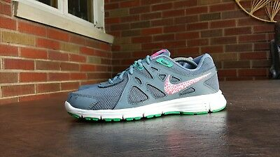 Womens Nike Revolution 2 Running Shoes Sz 9.5 Used 554900 409 Sneakers  Trainer 76140b54d8