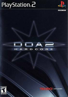 Dead Or Alive 2 Hardcore- PS2 Playstation 2 Game Only