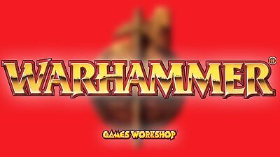 Multi-Anuncio de Repuestos WARHAMMER Fantasy / Spares Game Workshop