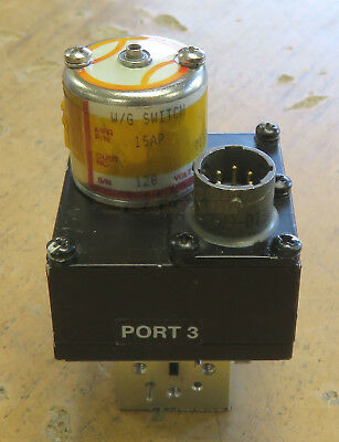 Sector Microwave WR15 Waveguide Switch 15AP