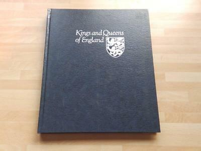 (3863) Kings & Queens Of England Cover Collection