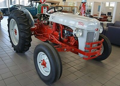 1951 Ford 8N Tractor - Full Professional Restoration - From A Private Collection