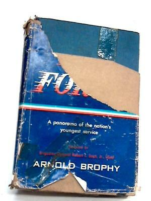 The Air Force Arnold Brophy 1956 Book 96777