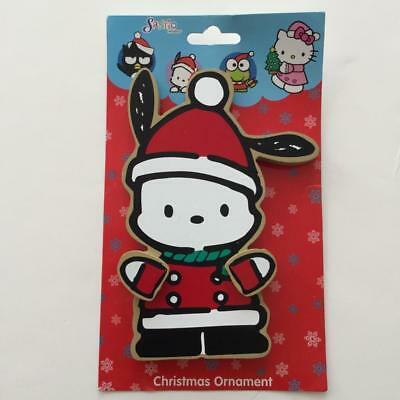 Sanrio Pochacco Christmas Ornament 5""