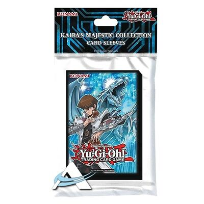 50 Bustine Protettive Mini Japanese Size Yu-Gi-Oh! • Kaiba's Majestic Collection
