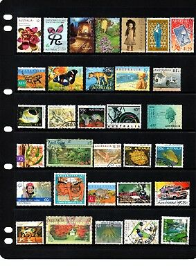 Australian sheet stamps, including high value, free post - off paper - Lot 365
