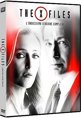 X Files - Stagione 11  3 Dvd  Cofanetto  Serie-Tv