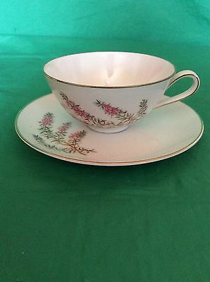 Hutschenreuther Bavaria Germany China Cup & Saucer