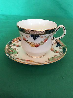 Collingwoods Bone China England Cup & Saucer