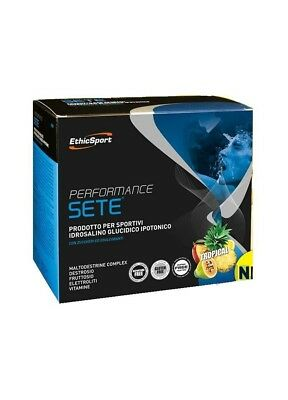 ETHIC SPORT-scad.31/10/19-PERFORMANCE SETE® TROPICAL 14 BUSTE 22 GR