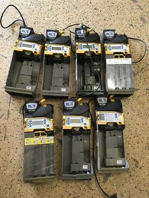 MEI Cash flow 7512 Lot Of 7 Untested And Sold As Is