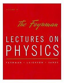 The Feynman lectures on physics. Volume III: Quantum mec... | Buch | Zustand gut