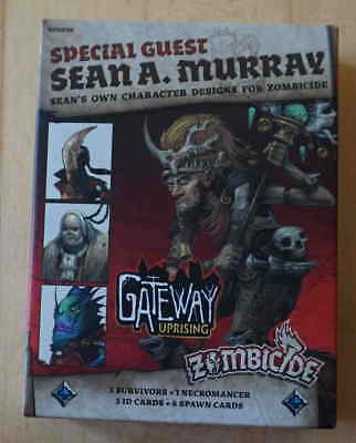 Zombicide Green Horde Sean A Murray cmon NEU! Incl Crossover Massive Darkness