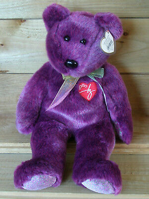 Ty Beanie Buddy 2000 Signature Bear, Teddy, ca. 34 cm